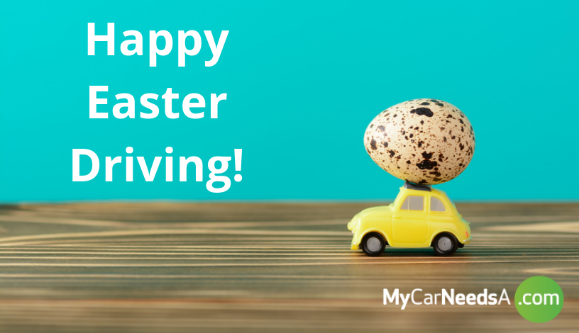 Happy Easter Driving