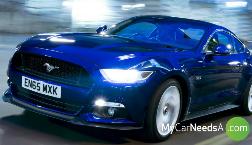 The Fuss About The New Ford Mustang