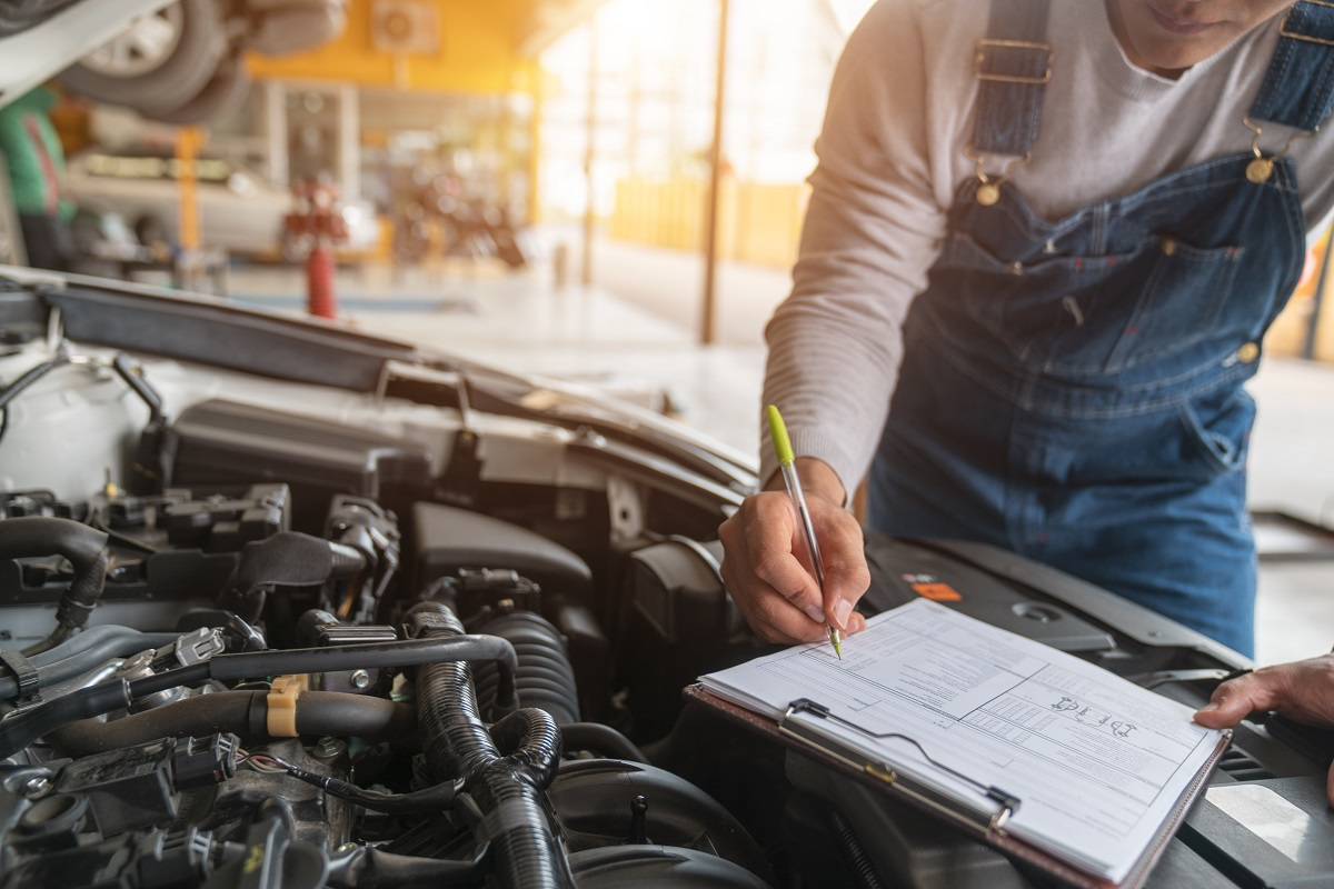How Much Time Do the Average Car Repairs Take?