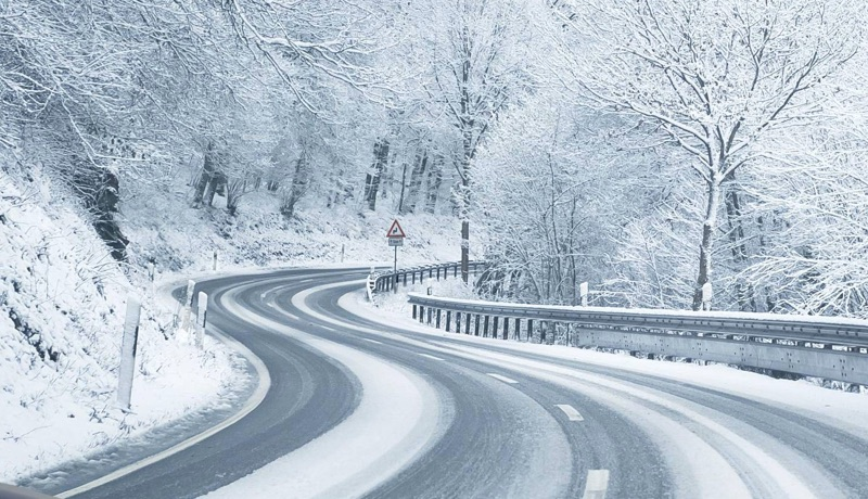 Top 5 things that are important for winter driving