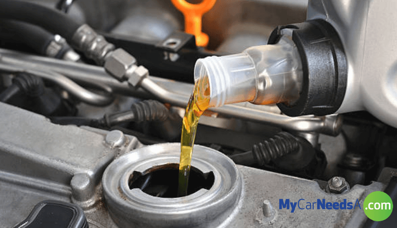 What Engine Oil Does My Car Need?