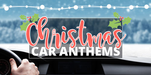 Christmas Car Anthems Competition 2016