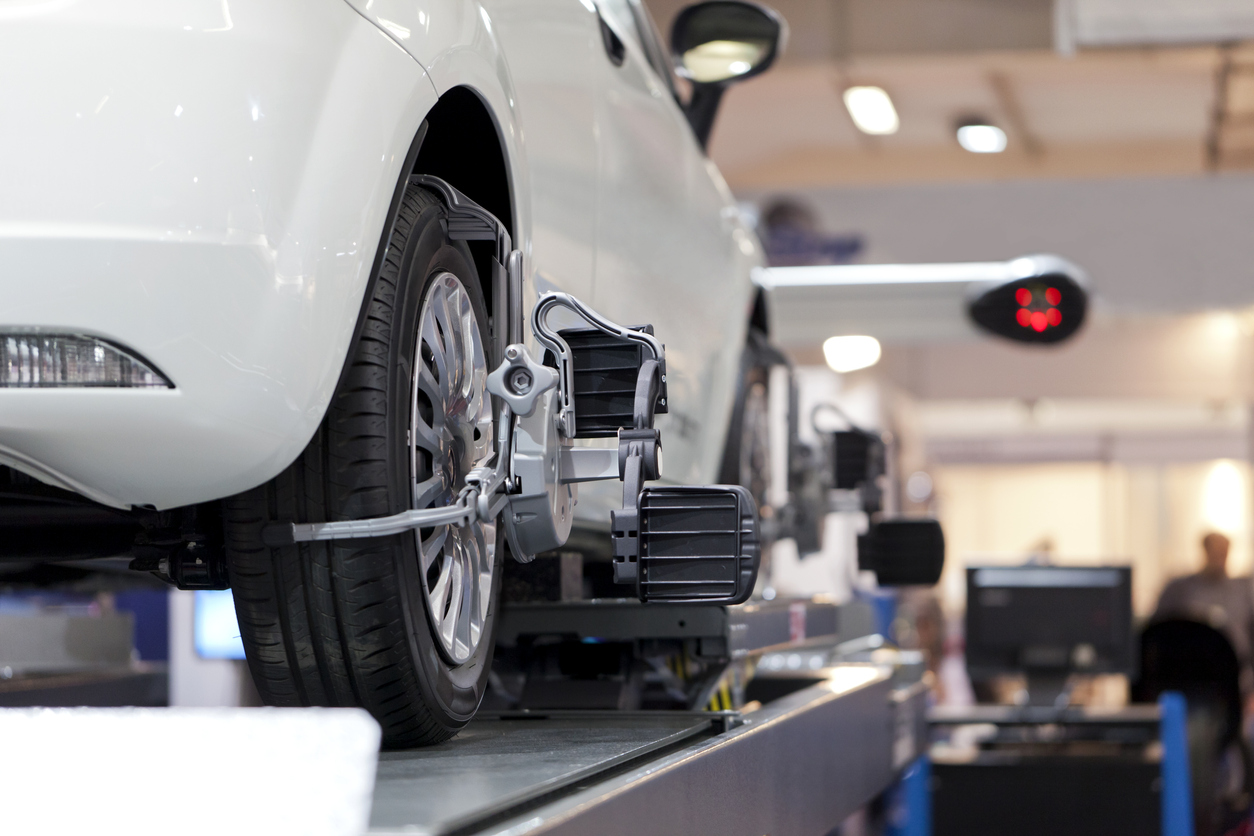 What is 4 Wheel Alignment and How Much Does It Cost?
