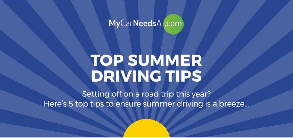Top Summer Driving Tips