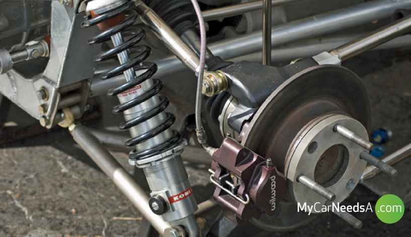 5 Ways To Tell Your Shock Absorbers Need Replaced