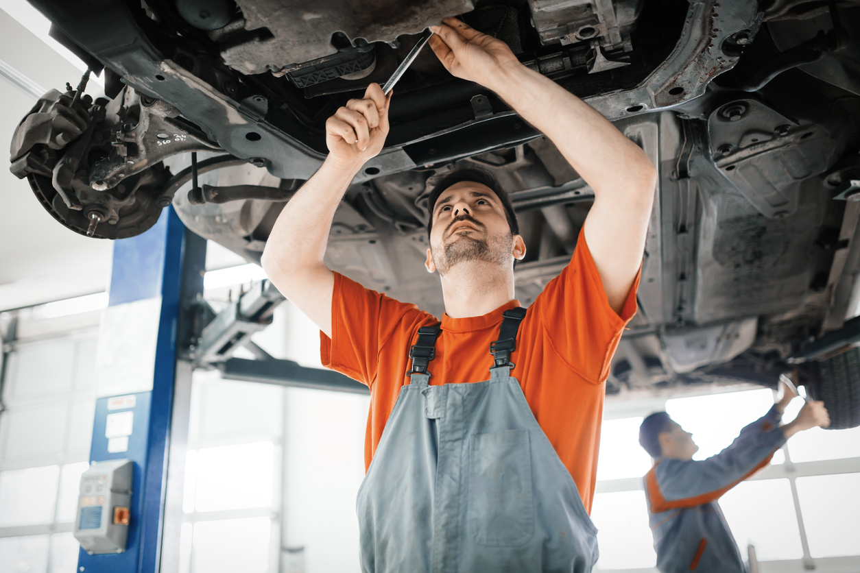 What is Checked on an MOT?