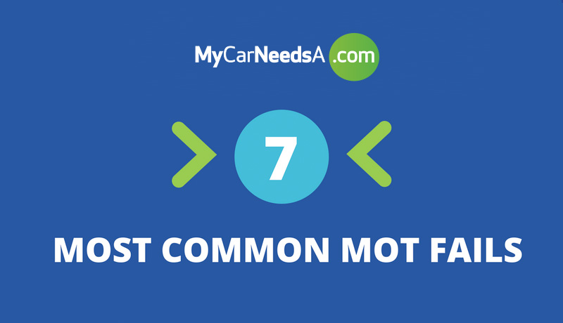 Most Common MOT Fails