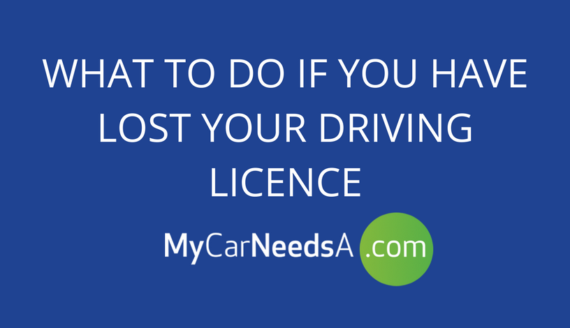 Lost Your Driving Licence? Here Is What To Do