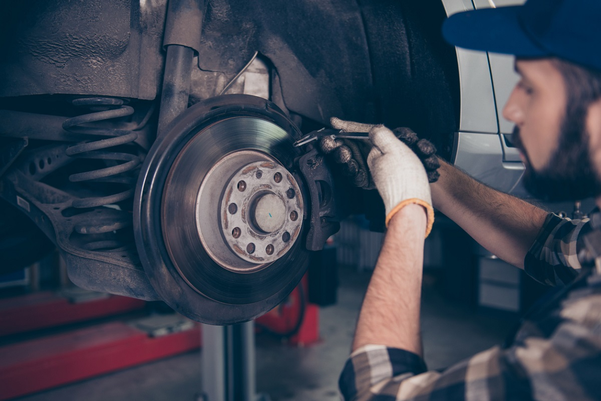 How Much Does It Cost to Get Your Brakes Fixed?