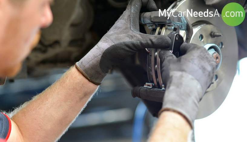 What's That Noise Coming From My Car's Brakes? | MyCarNeedsA com