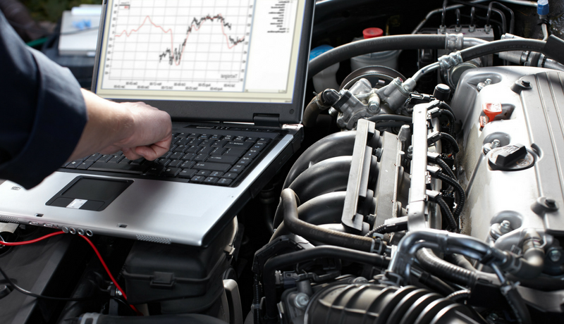 Getting to the Roof of The Problem with Car Diagnostics
