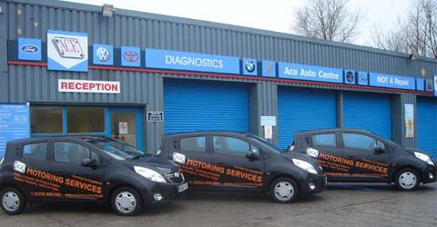 Car Repair Garages Barnsley