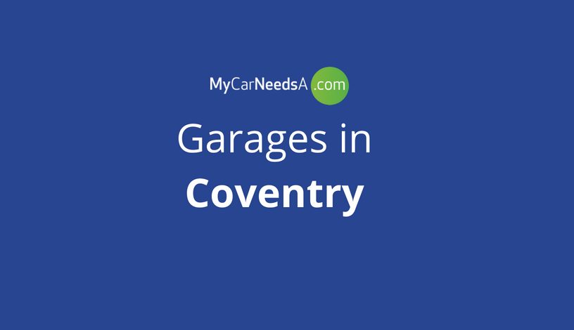 Car Garages In Coventry
