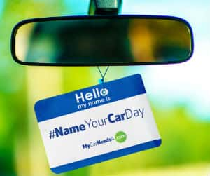 #NameYourCarDay: The Worst Names Ever Given To A Car