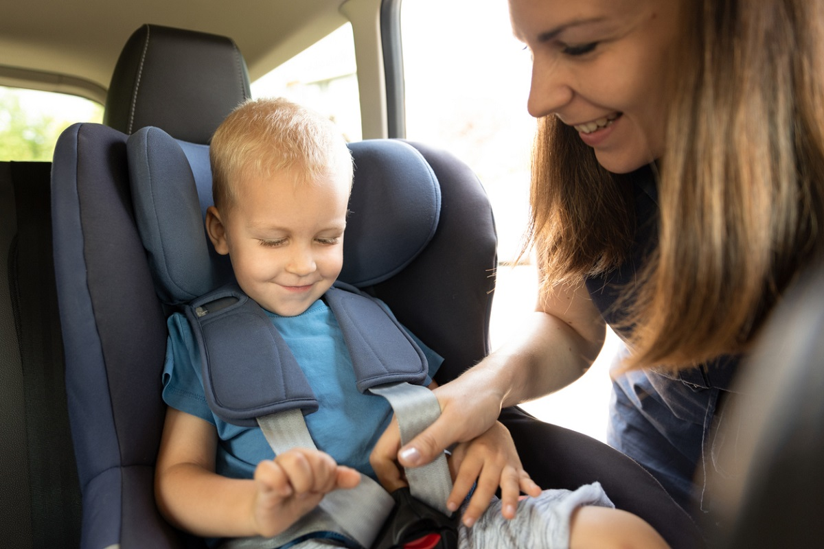 Child Car Seat Rules