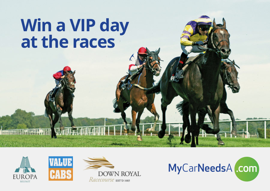VIP Day at the Races Free Prize Draw