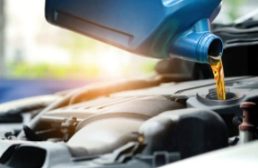 Is an Engine Oil Change Classed as a Service?