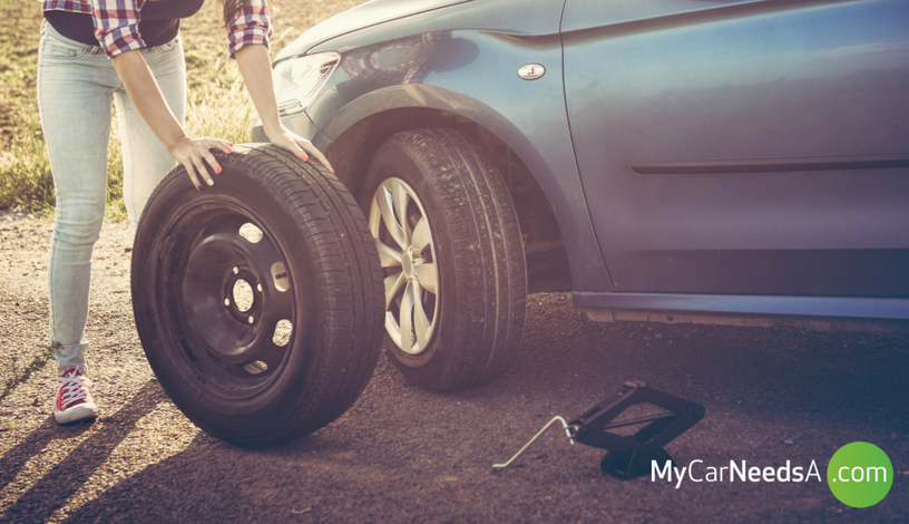 How To Change A Tyre | Changing A Flat Tyre