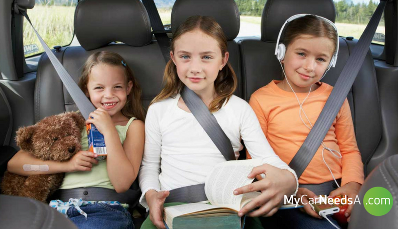 Are We There Yet? 8 Ways To Entertain Kids In The Car