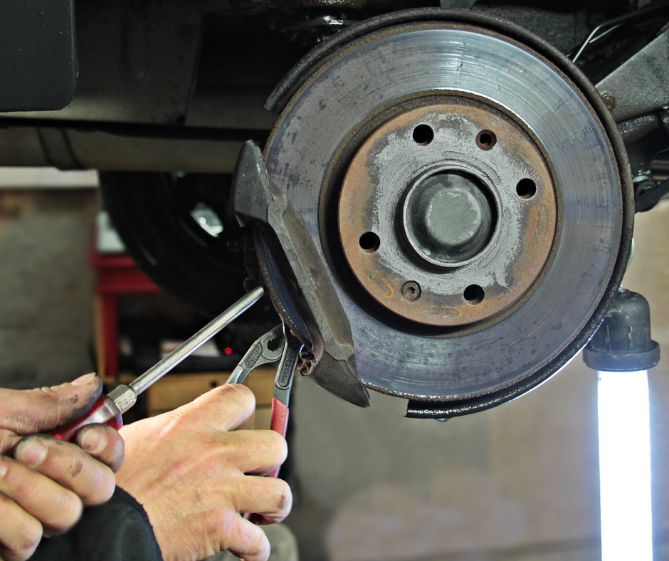 My Brakes are Squeaking – How Do I Fix Them?