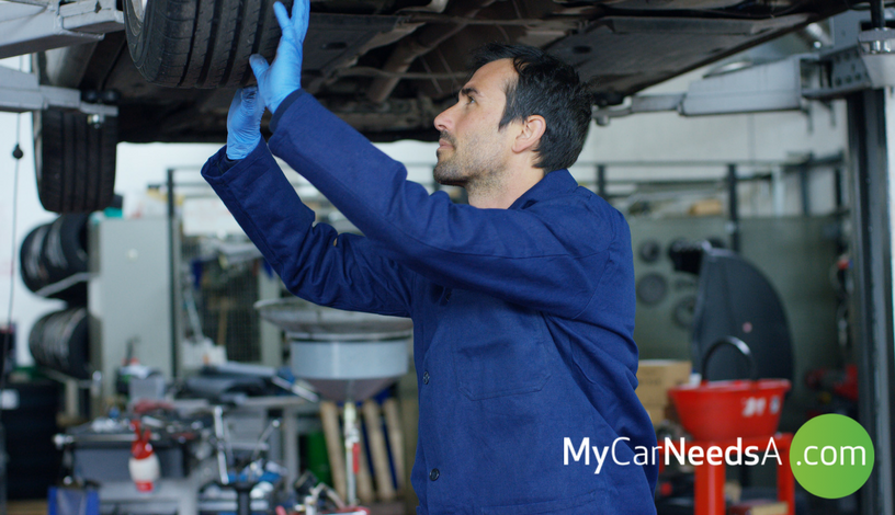 The 8 Car Parts Most Likely To Fail MOT
