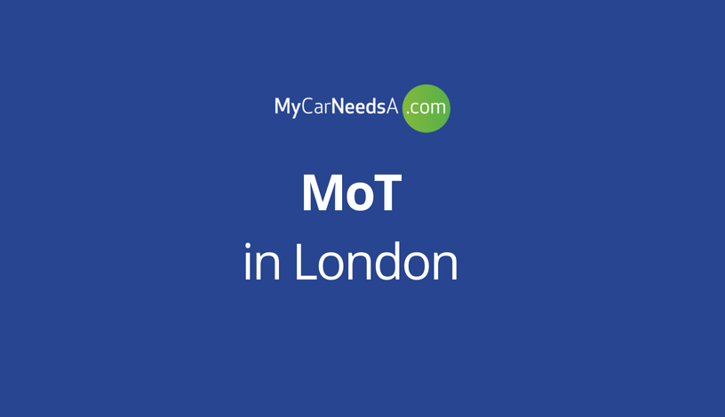 MoT in London