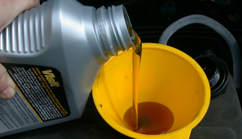 Which Type Of Oil For My Car?