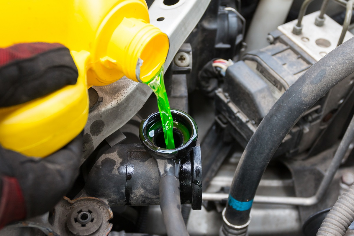 Coolant: When Does my Car Need It?