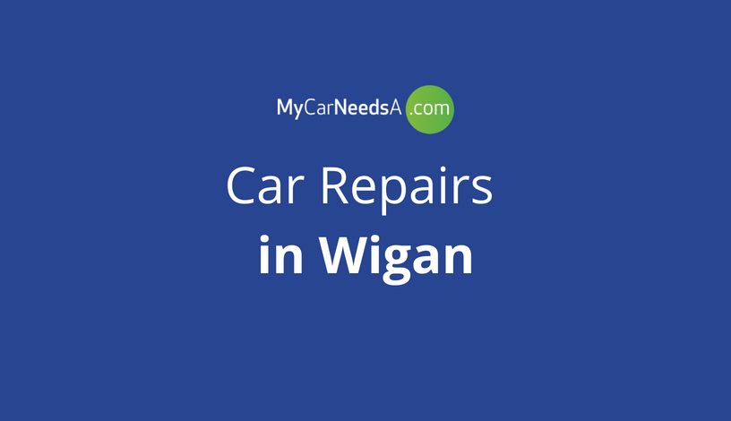 Car Repairs in Wigan