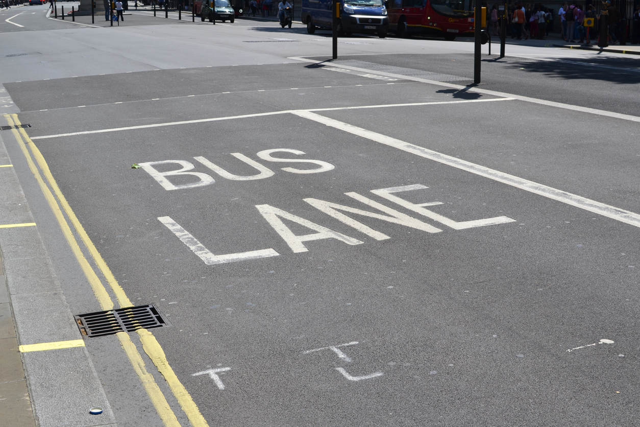 Can I Drive in the Bus Lane?