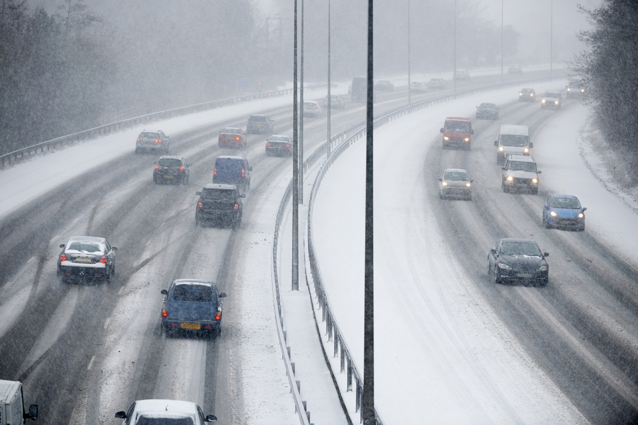 Top Tips for Driving This Winter