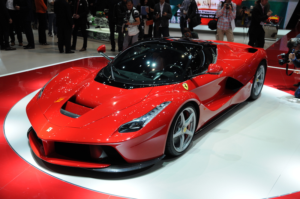 10 Cars Father Christmas Could Only Dream Of Driving