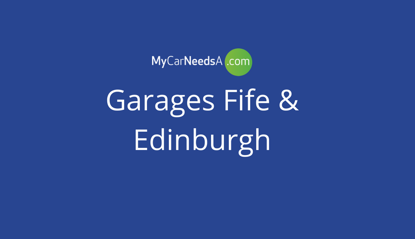 Garages in Fife and Edinburgh