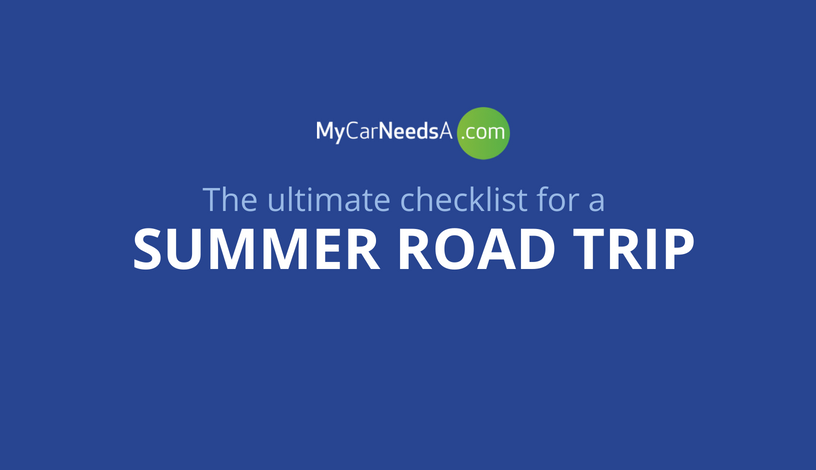 The Ultimate Checklist for a Summer Road Trip