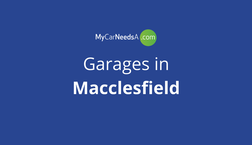 Source Garages in Macclesfield