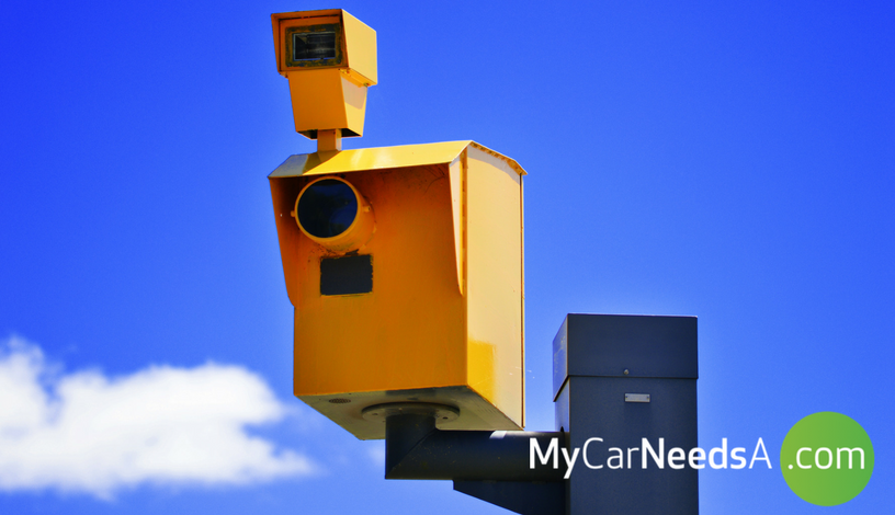 There Are 3,500 Speed Cameras On Our Roads