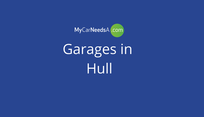 Garages in Hull