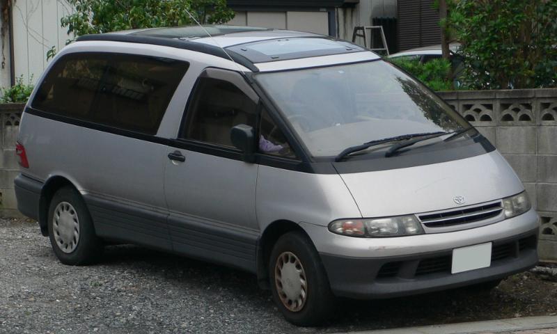 Toyota Estima Lucida G Luxury Joyful Canopy