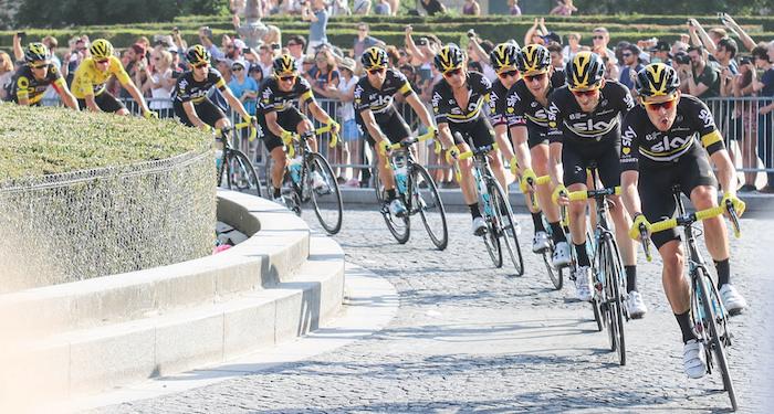 Tour de France Team Sky
