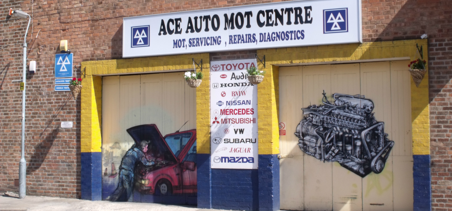 What Is Checked On An MOT