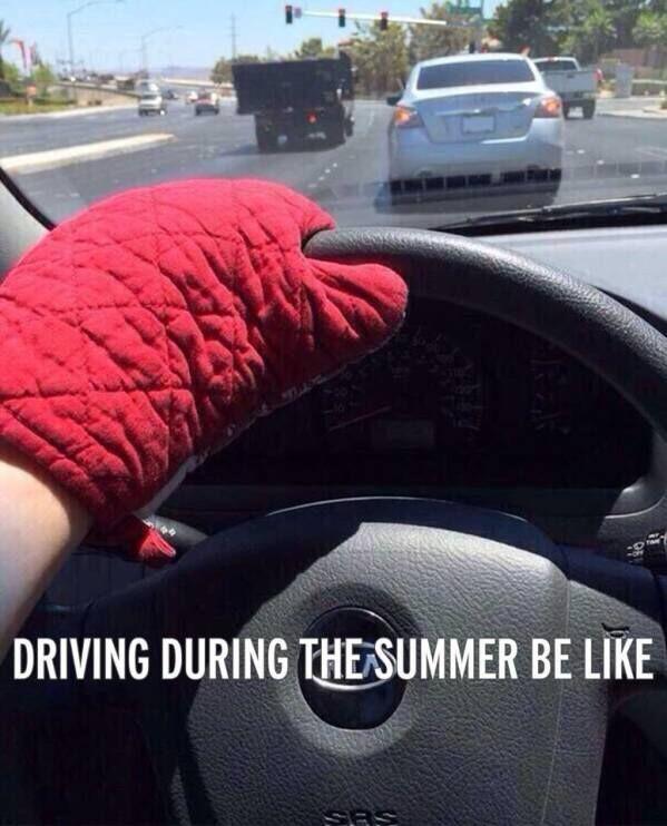 Air Con Car Meme
