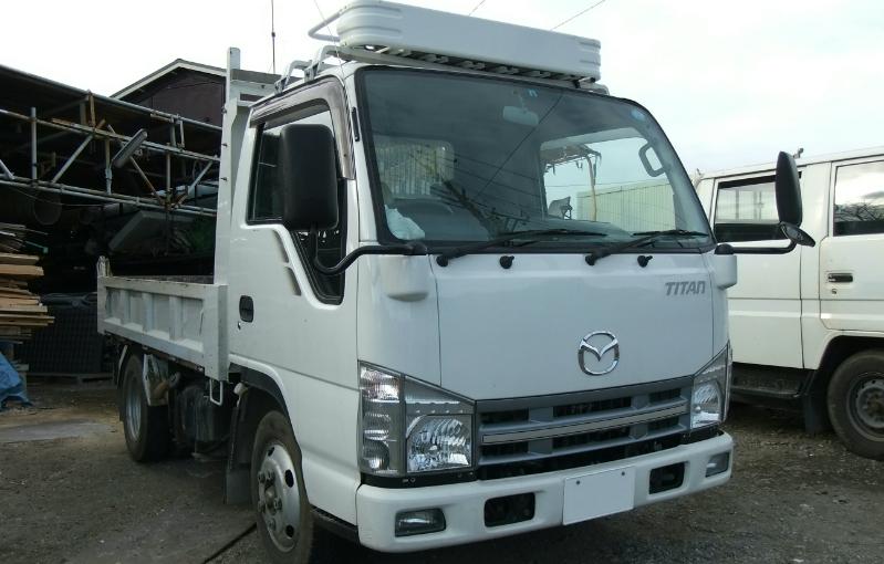 Mazda Titan Dump