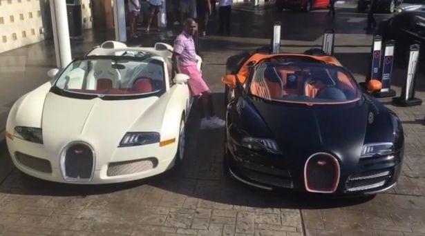 Bugatti Veyron Car Repairs