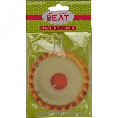 Cherry Bakewell novelty air freshener