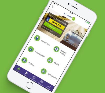MyCarNeedsA App