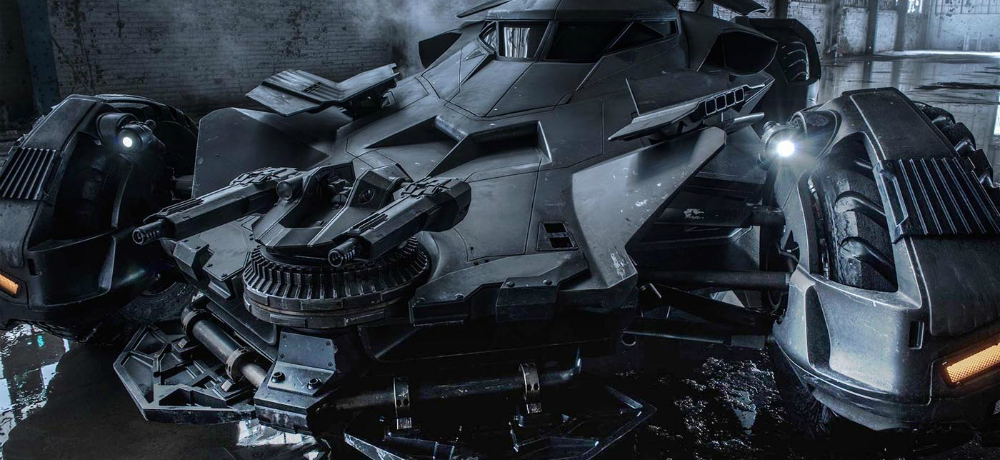 Cost of The Batmobile